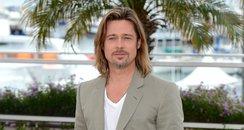 Bad Pitt at Cannes Film Festival