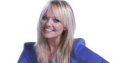 Emma Bunton Presenter Pic