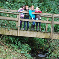 Cantonteign Falls