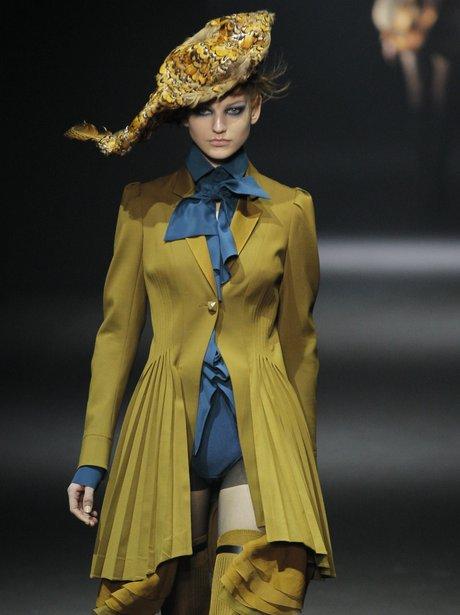 John Galliano Best Of British Fashion Designers Heart