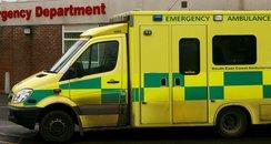 kent ambulance