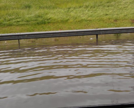 Flooding Causing Problems
