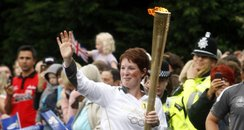 Torch Relay: Newmarket
