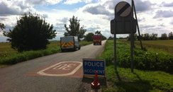 Littleport Crossing Crash