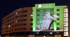 Nick Dempsey Hotel
