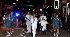 Paralympic Torch Relay 38