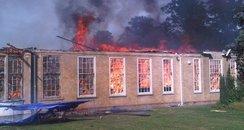 Sawston Villlage College Fire