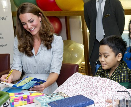 The duchess last smile