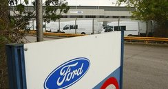 Ford factory Swaythling