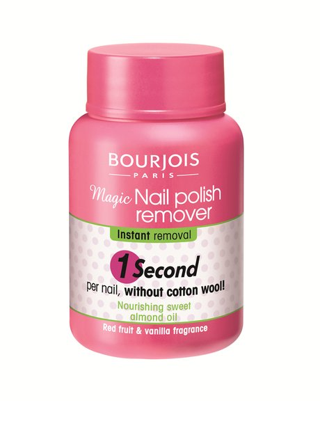 Bourjois - Magic Nail Polish Remover