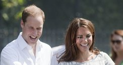 Duke and Duchess of Cambridge July 2012