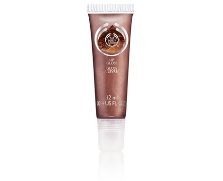 Cocoa Lipgloss Body Shop
