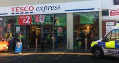 Norwich ATM raid