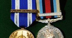 Wattisham Medal Parade