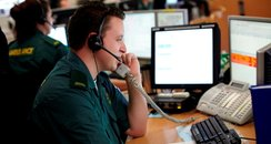 SECAMB Call taker