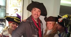 Ed Rachel Pirate Panto