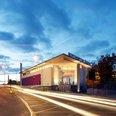 New Northampton railway station