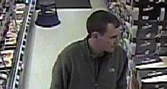 Suspect in North Hill burglary