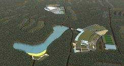 Centre Parcs Woburn Forest 3D