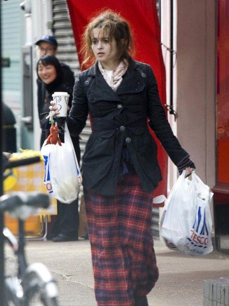 Helena Bonham Carter's Weirdest Fashion Moments - Heart Helena Bonham Carter
