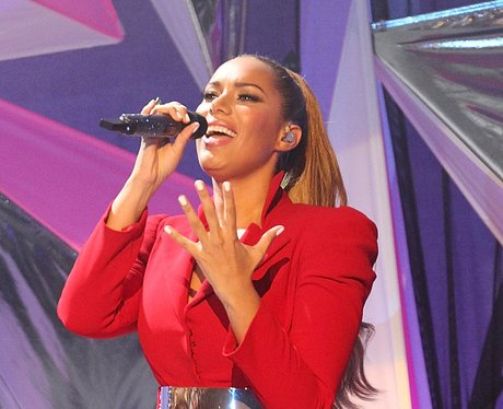 Leona Lewis live on stage