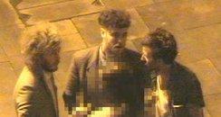 CCTV Chelmsford Taxi Assault