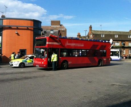Chelmsford Bus Crash.