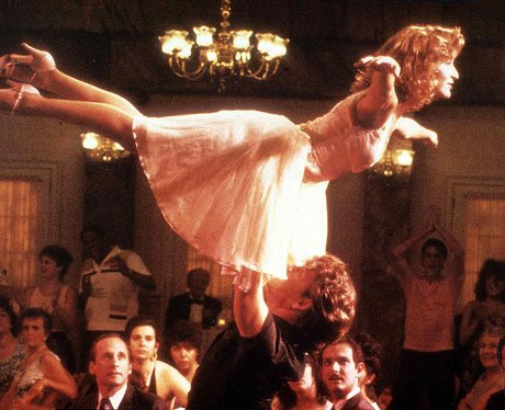 A Dirty Dancing Guess The Movie Quote Heart