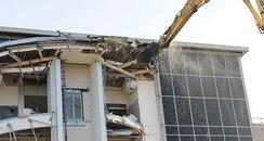 IMAX demolition