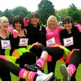 Smiles at Race For Life Bedford