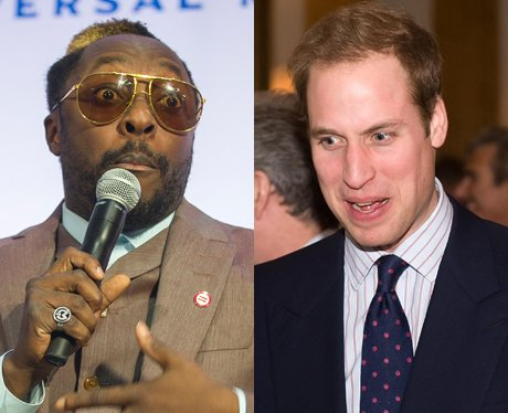 Will.i.am or Prince William