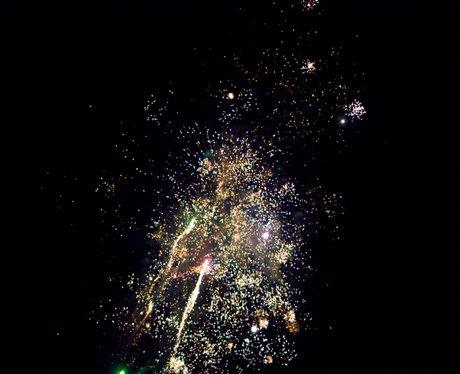 Great Yarmouth Fireworks 2013 Wk 1
