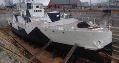 HMS Monitor M33
