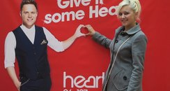 The Heart Angels were at the Arndale Centre in Eas