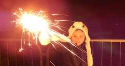 Bonfire Night Colwyn Bay