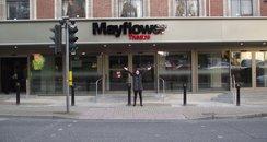 Zoe Renames The Mayflower 1