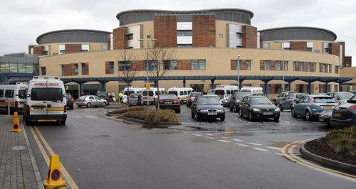 Queen's Hospital, Romford