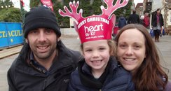Heart Angels: Taunton Winter Wonderland - Part One