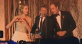 taylor swift, rod stewart and prince william sing