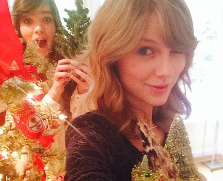 hailee steinfeld and taylor swift