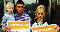 Danny Wake toddler killed in Darlington hit and ru