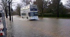 Worcester Flood