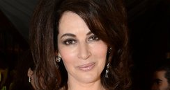 Nigella Lawson atends pre-Bafta lunch
