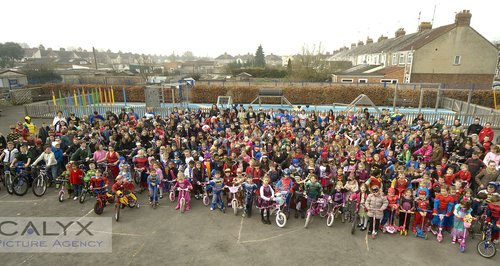 The Big Pedal Ferndale Primary School