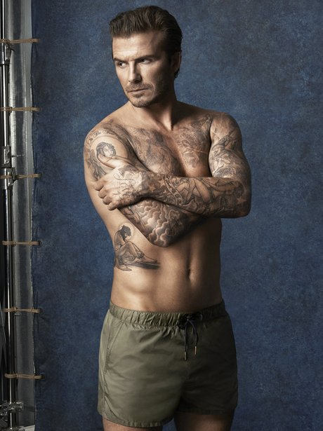 David Beckham Bodywear swimwear