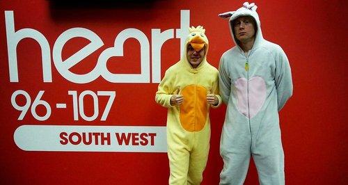 Matt & Josh