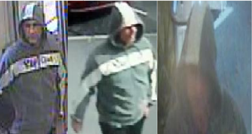 bank robbery CCTV Bushey