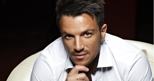 Peter Andre Tour Photos