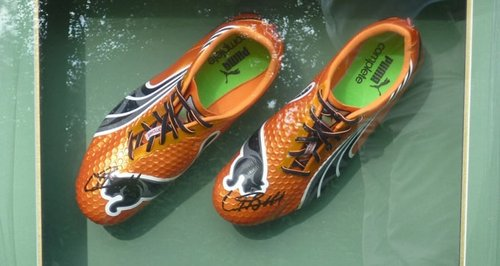 Usain Bolt shoes