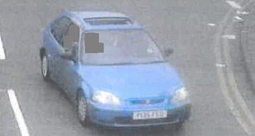 Car in Sheffield Hit & Run